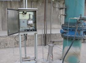 中石化西安分公司循環水總管線