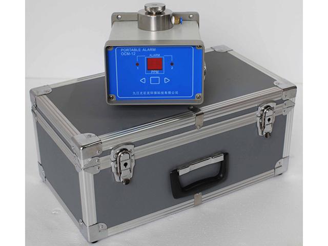 OCM-12型便攜式水中油分監測裝置