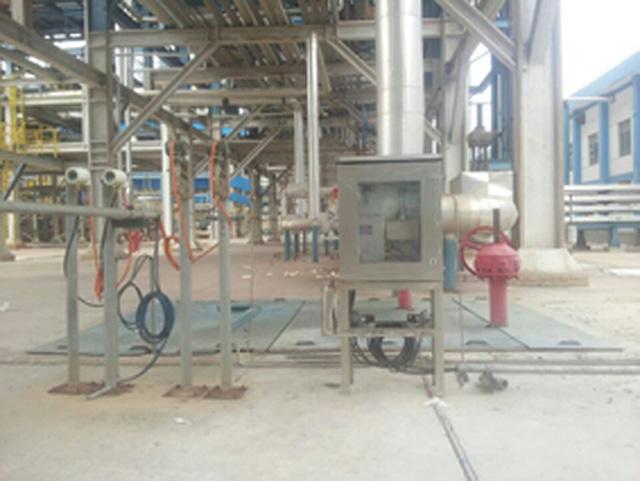 福建騰龍(芳烴)化工循環水監控